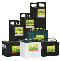 Crown Batteries