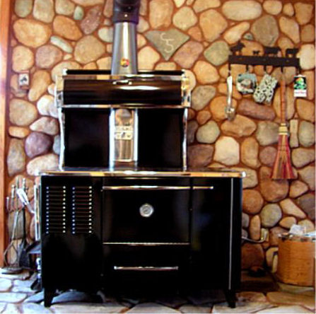 Flame View Wood Cook Stove Stoves Amp More