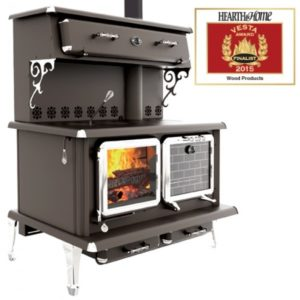 Cuisiniere Se Wood Cook Stove