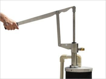 Simple Pump Hand Water Pump - STOVES & MORE