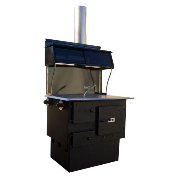 Baker's Choice wood cook stove